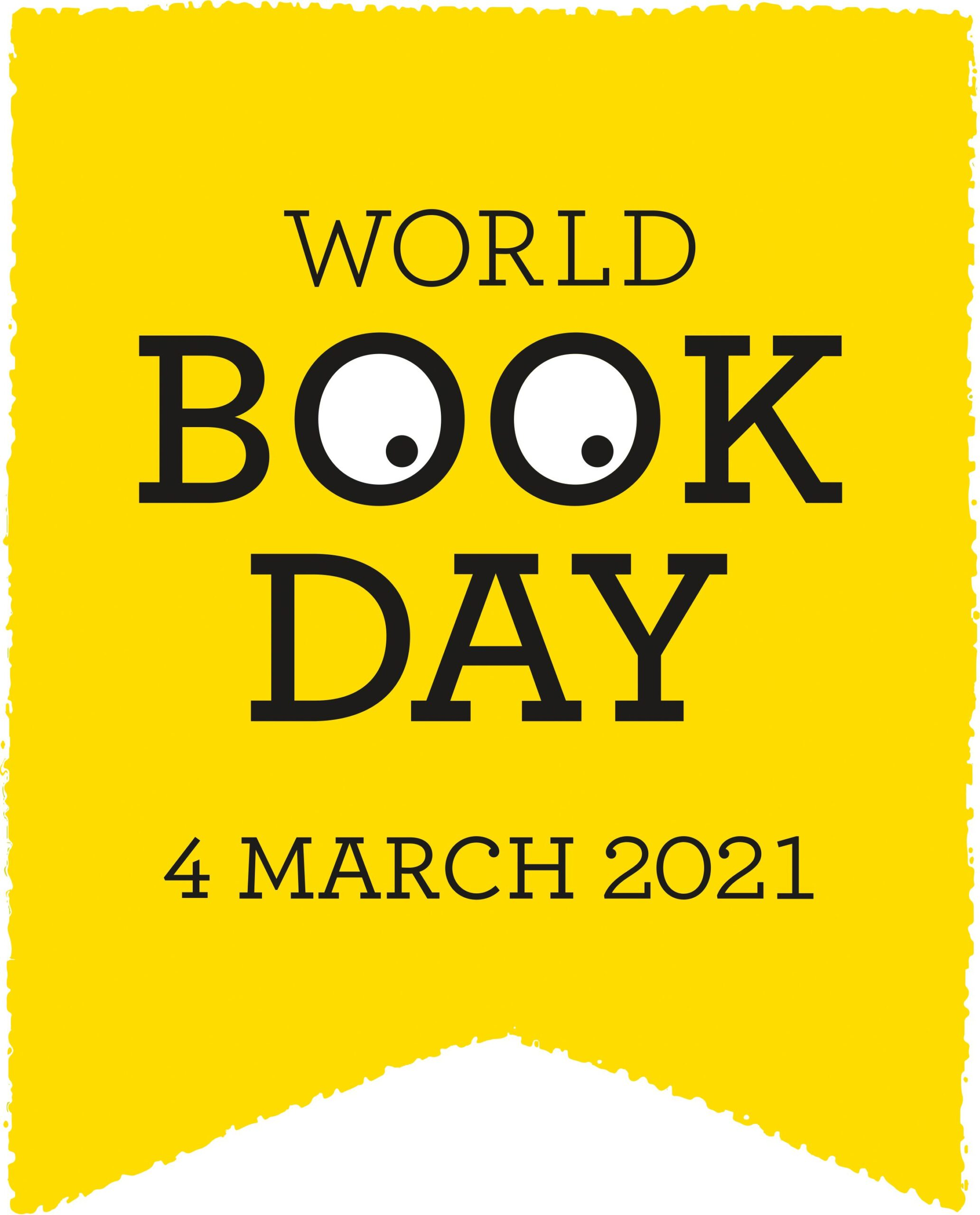 World Book Day 2021 logo